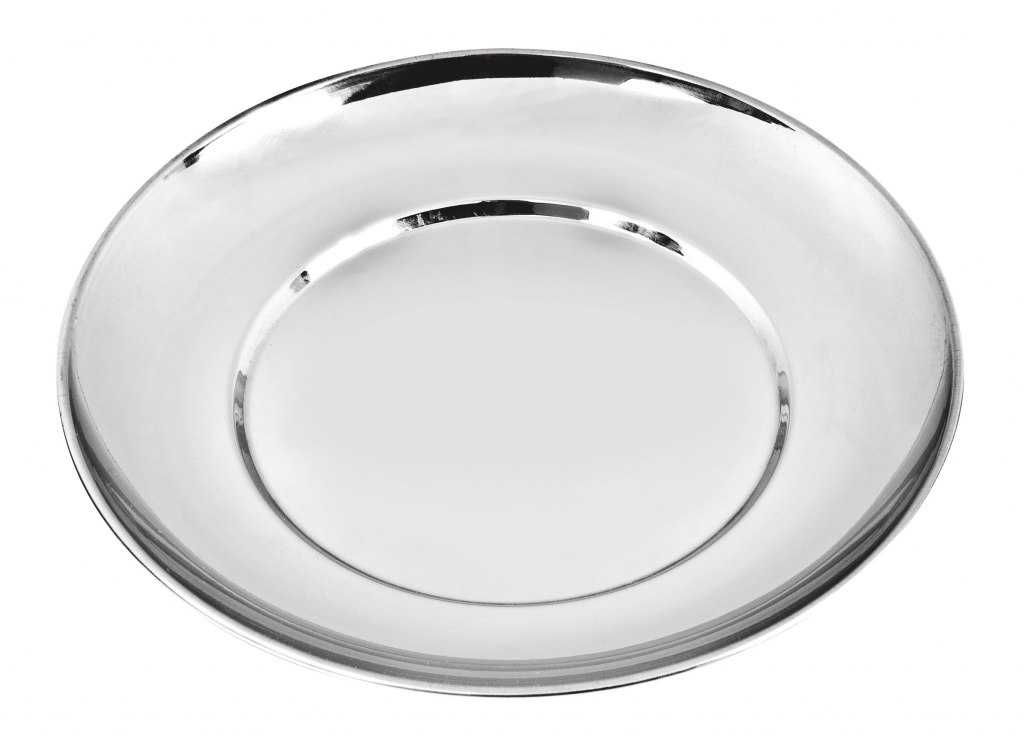 VALET DISH STEEL d=24 cm - NO BOX