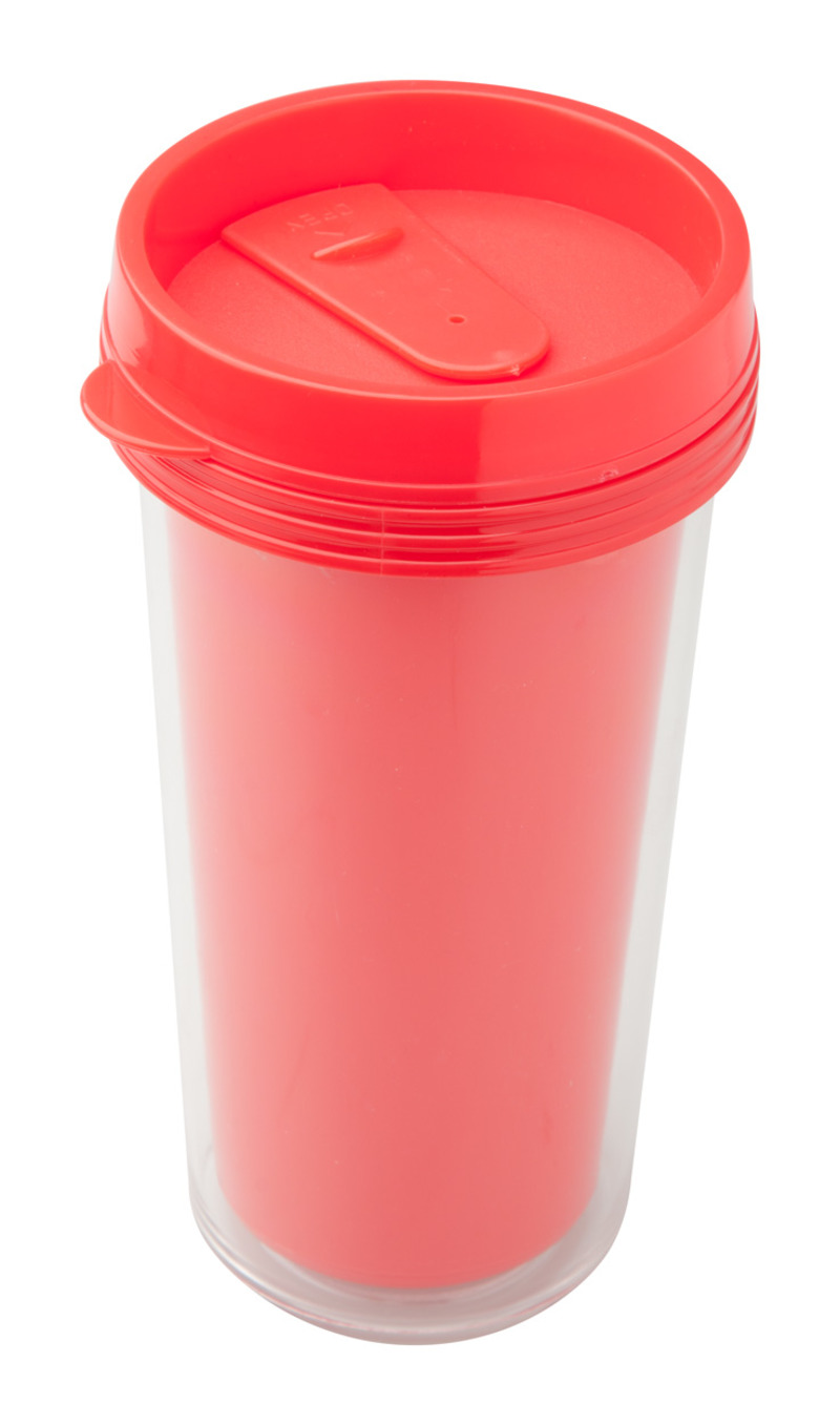 Poster thermo mug