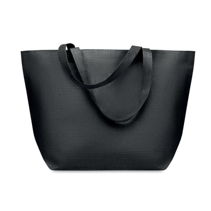 2 tone non woven shopping bag
