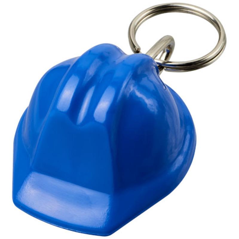Kolt hard hat-shaped keychain