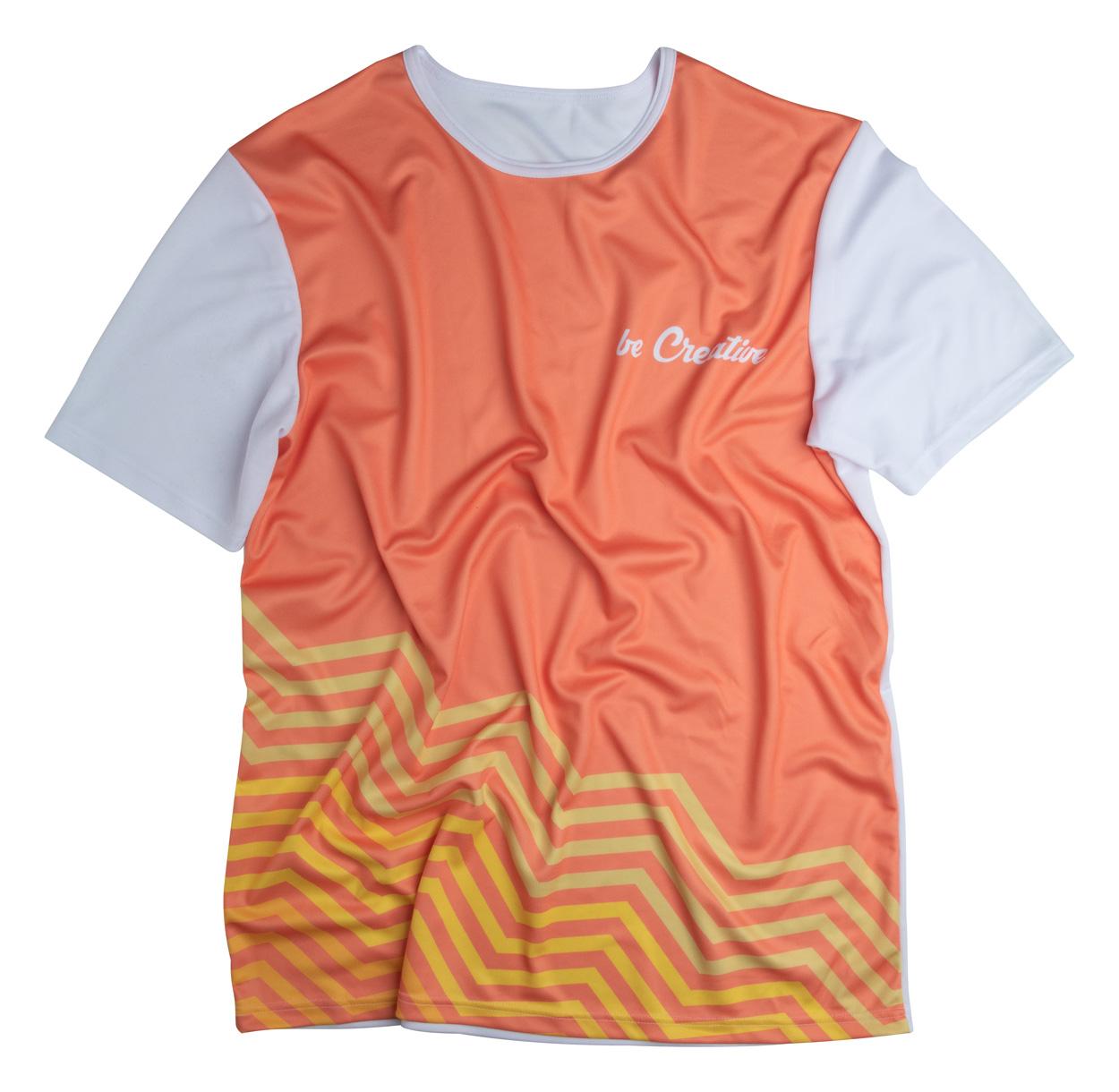 CreaSport Zero custom sport T-shirt