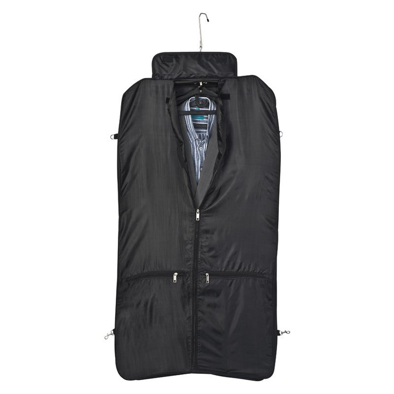 Polyester suit carrier