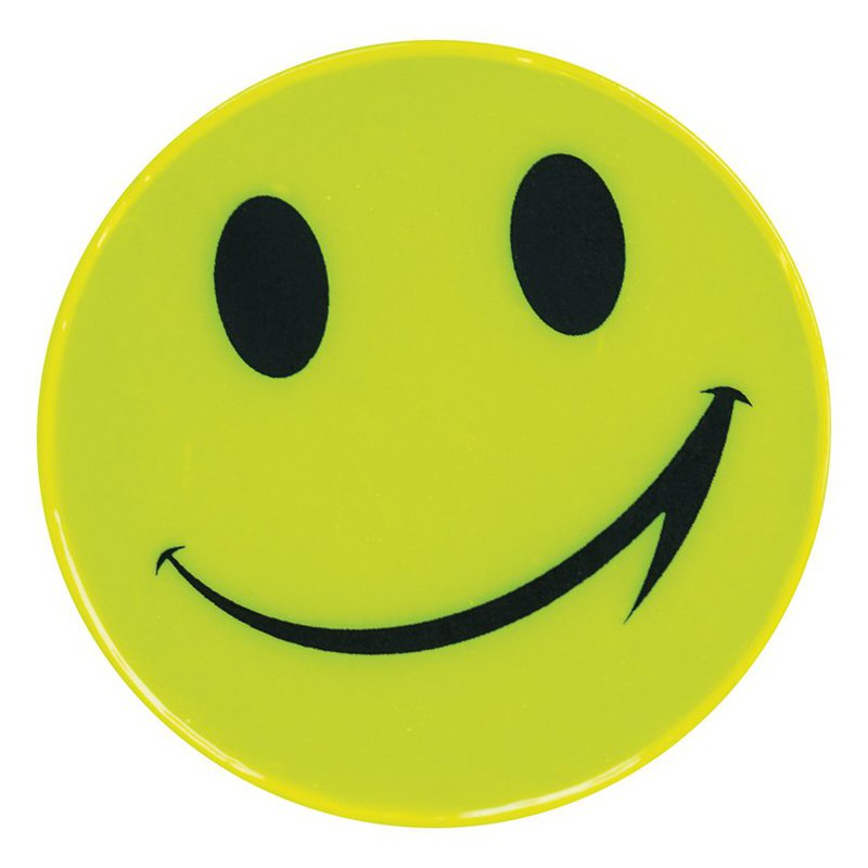 Smiler sticker