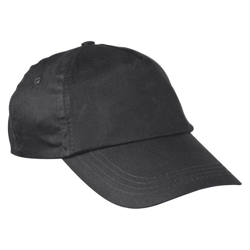 5-panel classic baseball cap