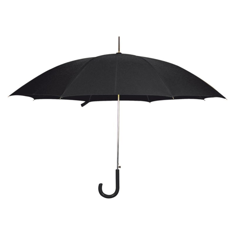 Automat umbrella, plast handle