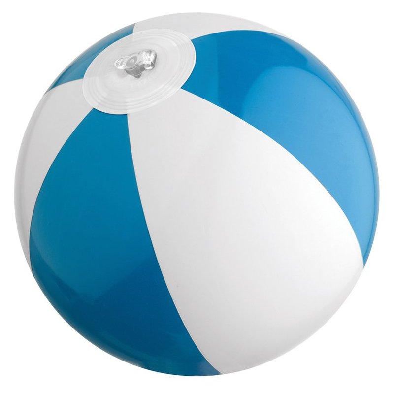 Bicoloured mini beach ball