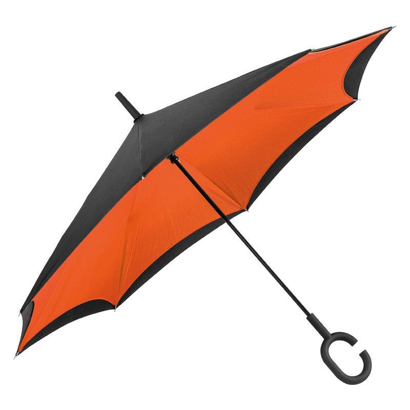 Reverse umbrella-double layer