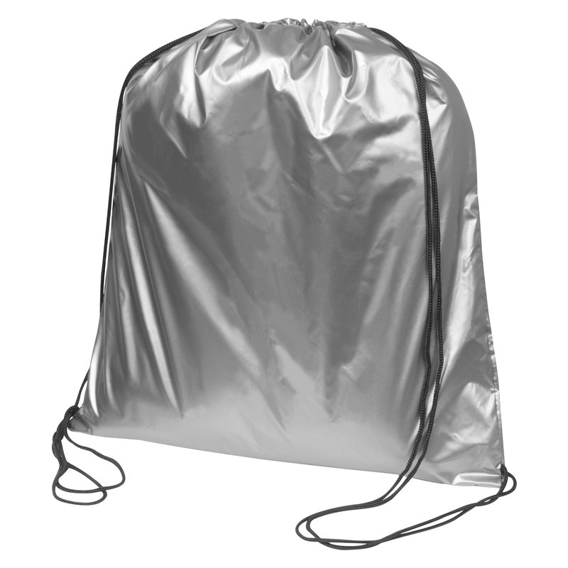 Gymbag in metallic colors