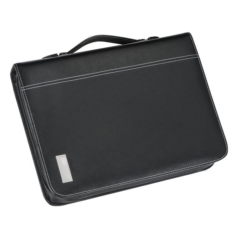 DIN A4 conference folder with ring binder