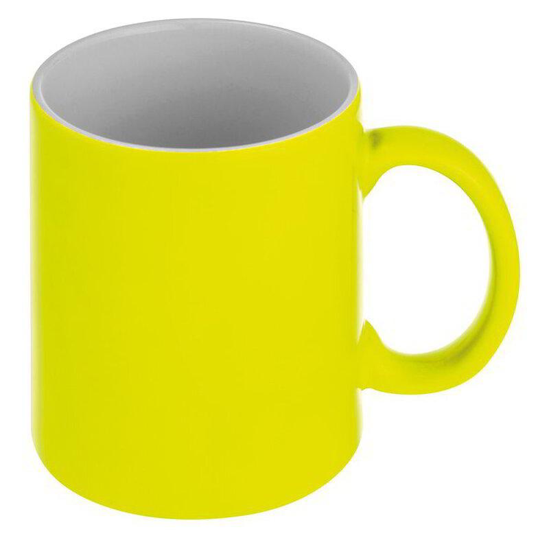 Neon Sublimation mug