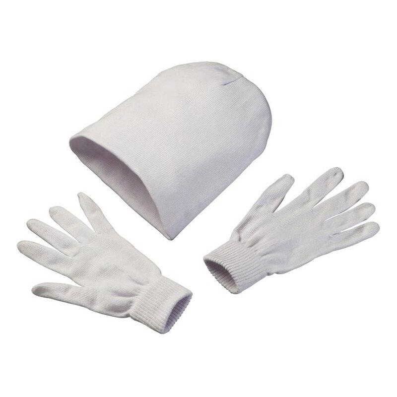 Beanie & glove