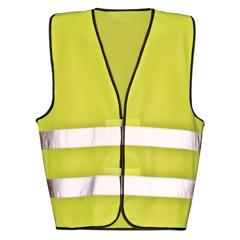 Safety jacket ISO 20471