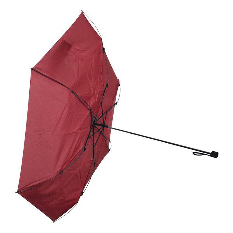 Mini umbrella with protective cover