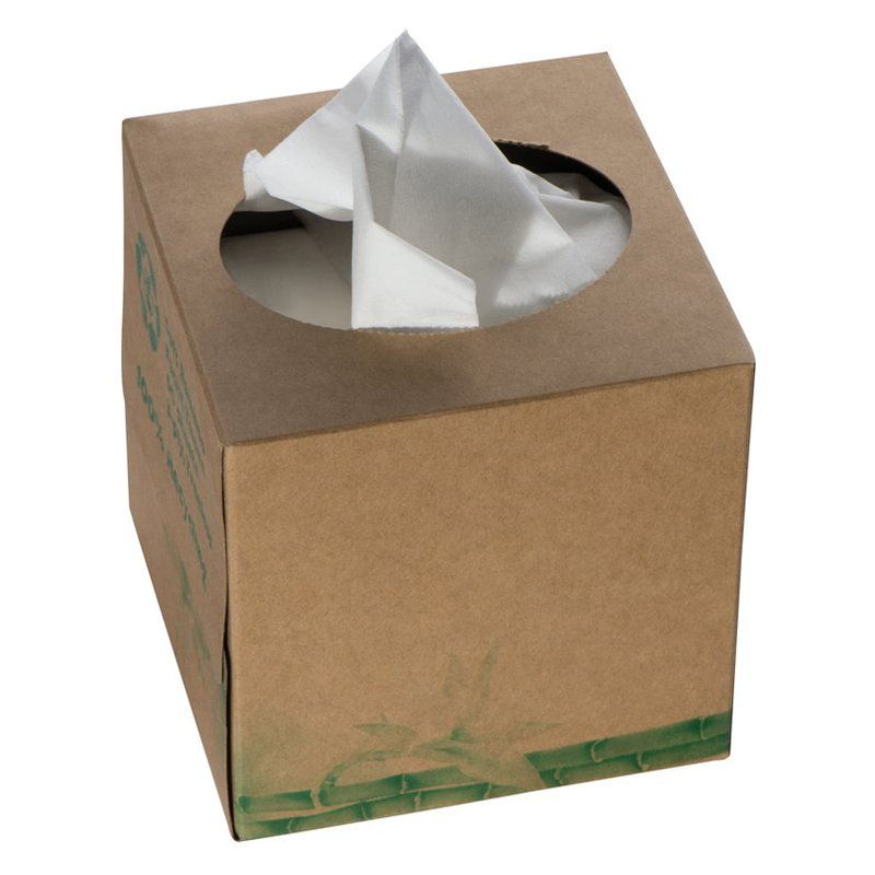 Tissuebox 60 three-ply tissues