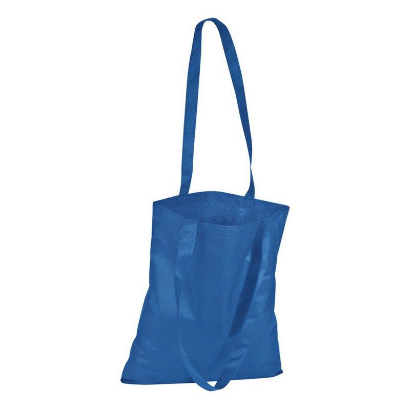 Non-woven bag with long handle
