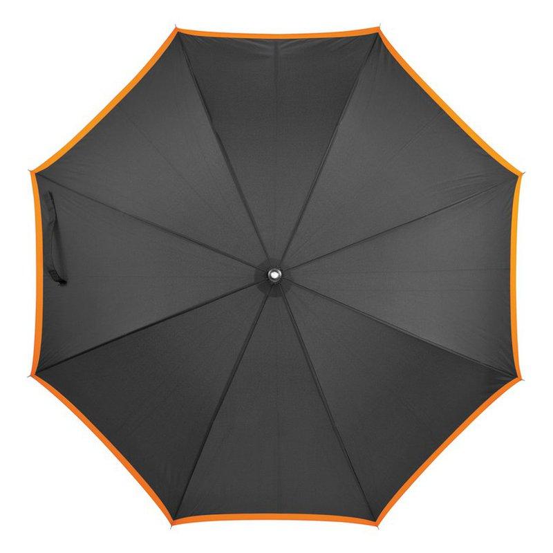Pongee umbrella , automatic