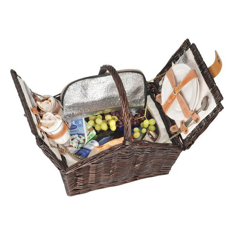 Picnic basket for 2 persons