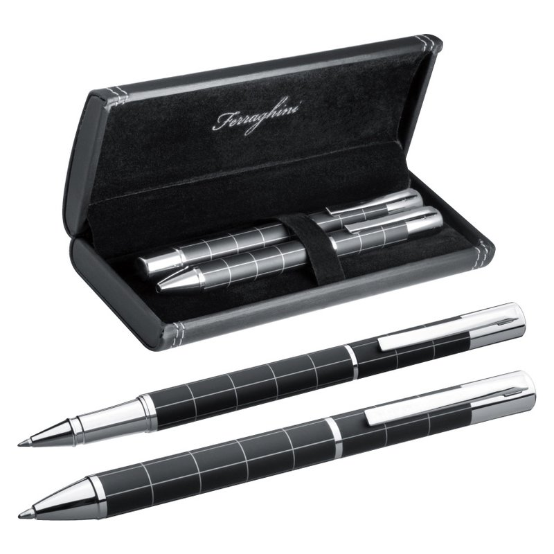 Ferraghini metal writing set