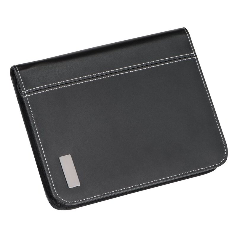 DIN A5 conference folder with ring binder