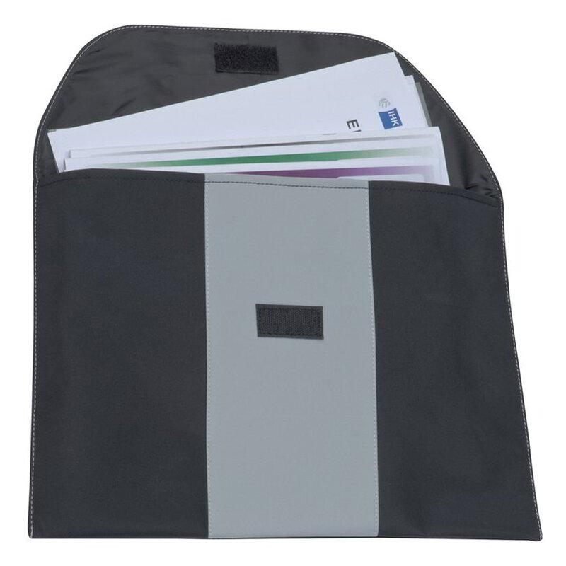 Document folder of microfibre