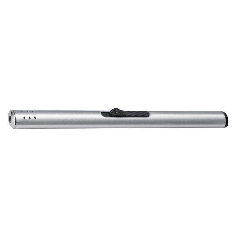 Slim metal electronic lighter