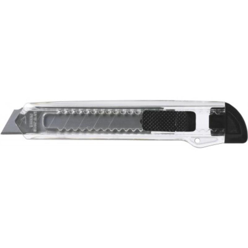 Translucent plastic cutter