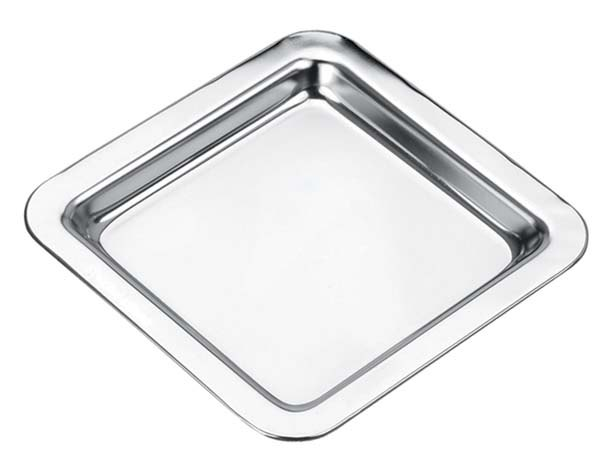 PLATE SQUARE - 126x126 mm