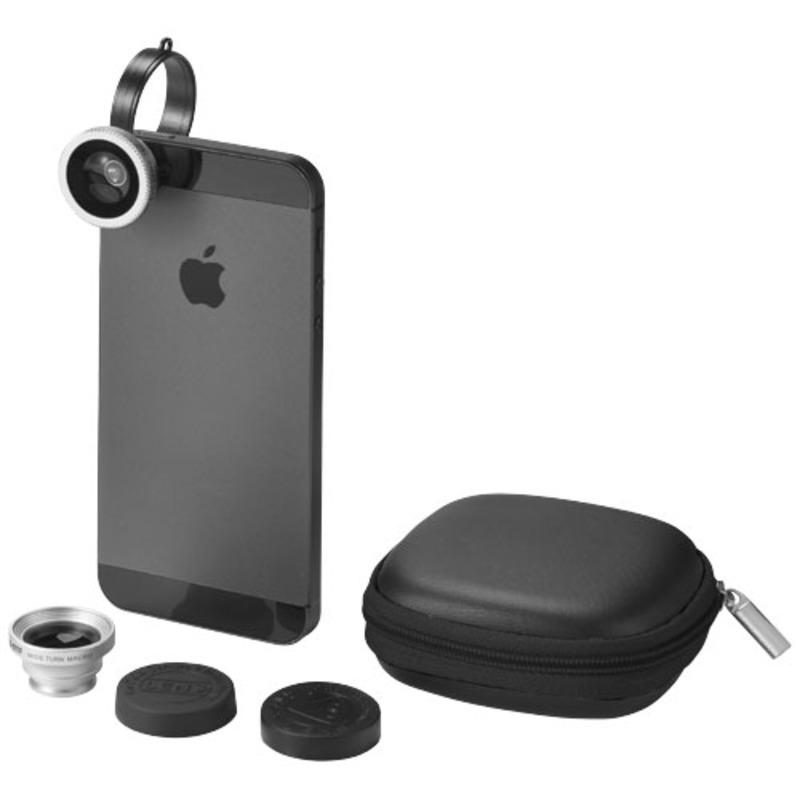 Prisma smartphone camera lenses set