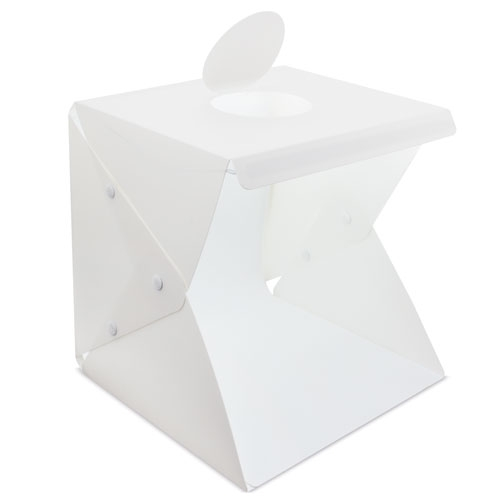 Foldable photo studio 30x31x32,5 cm