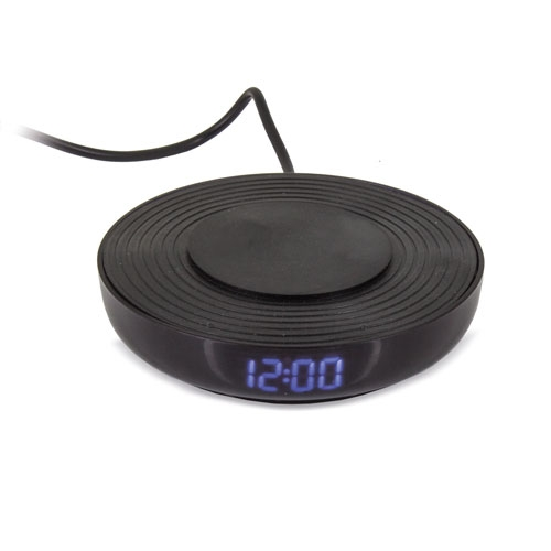 WIRELESS CHARGER WITH CLOCK