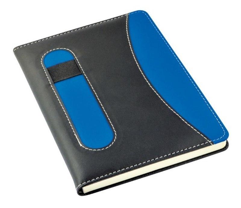 NOTEBOOK BLUE/BLACK (NO BOX)