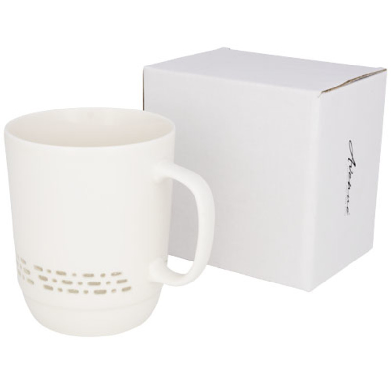 Glimpse 470 ml see-through ceramic mug