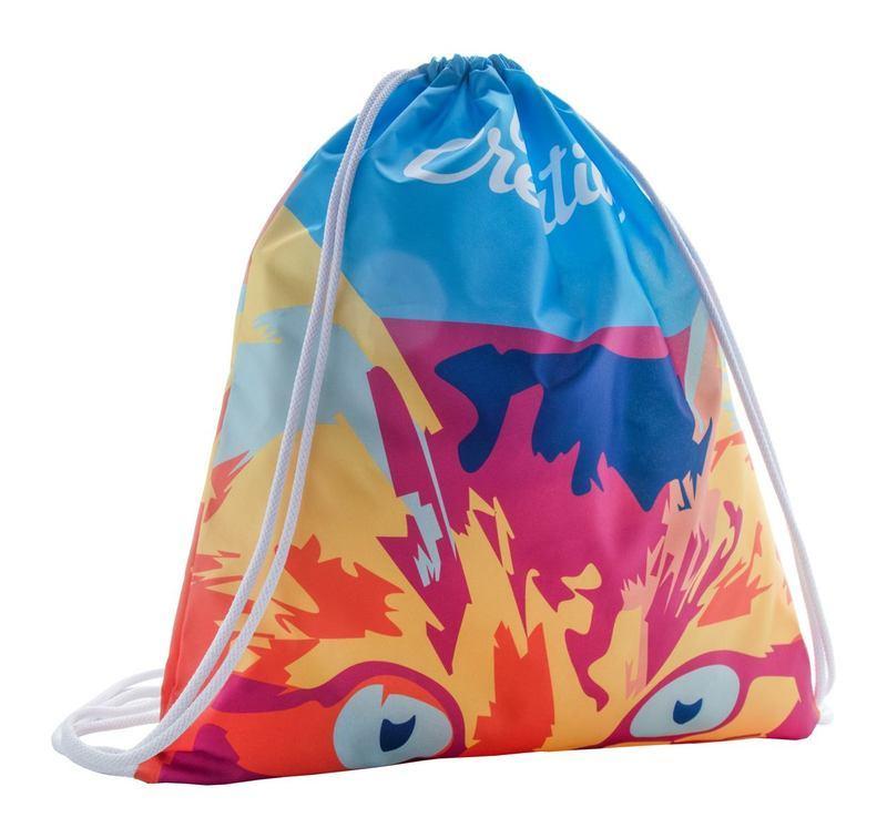 CreaDraw custom drawstring bag