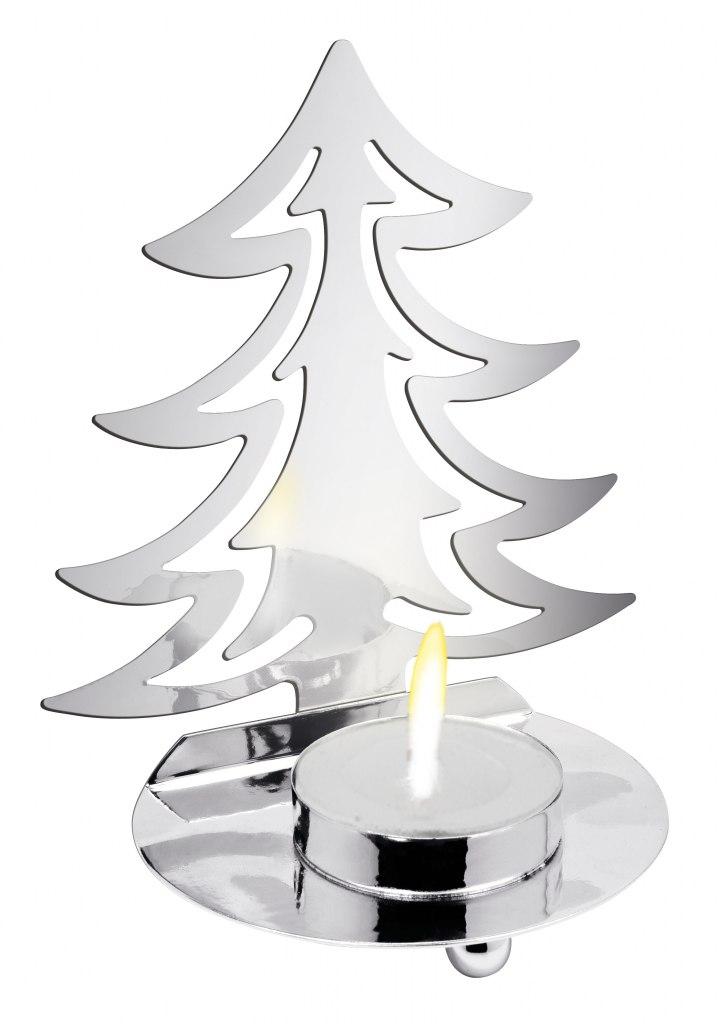 TEA-LIGHT HOLDER TREE