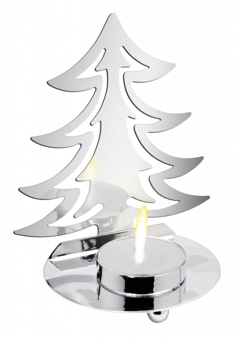 TEA-LIGHT HOLDER TREE