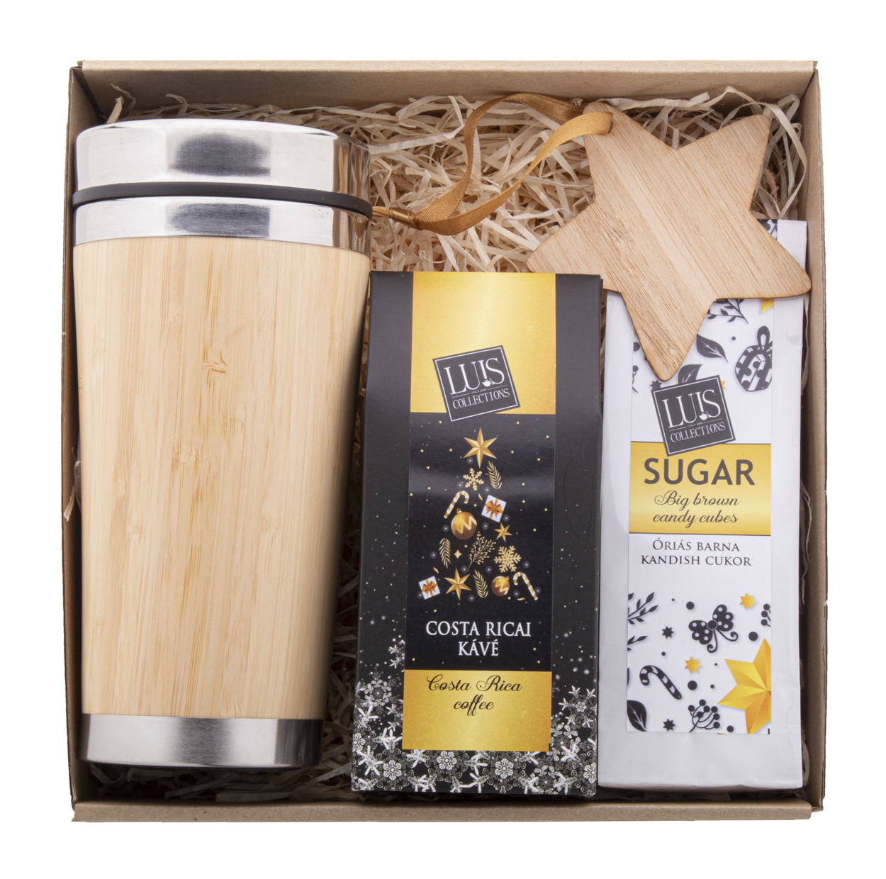 Brunca coffee gift set