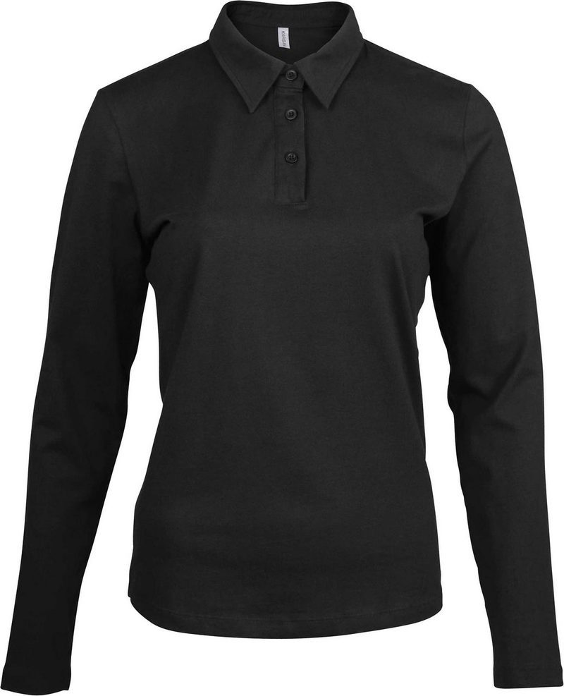 LADIES1 LONG SLEEVE JERSEY POLO