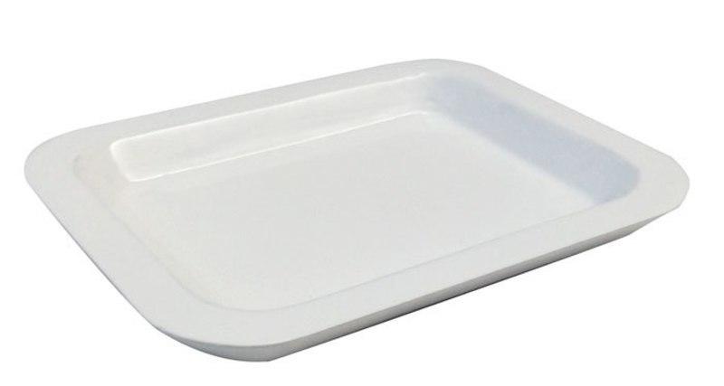 VALET DISH WHITE  170x235