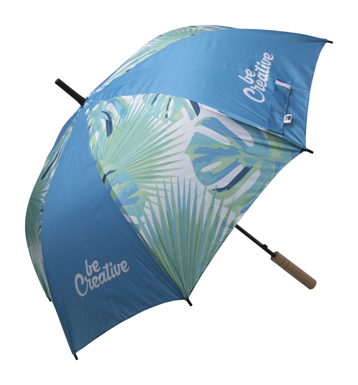 CreaRain Eight RPET custom umbrella