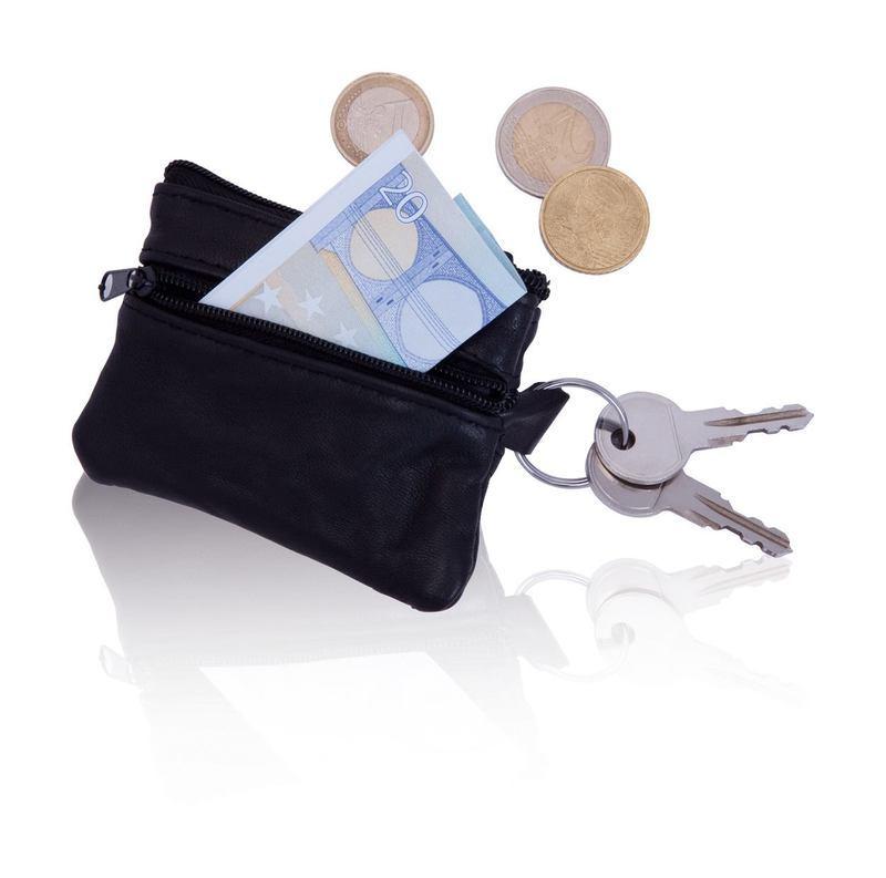 Trizip purse