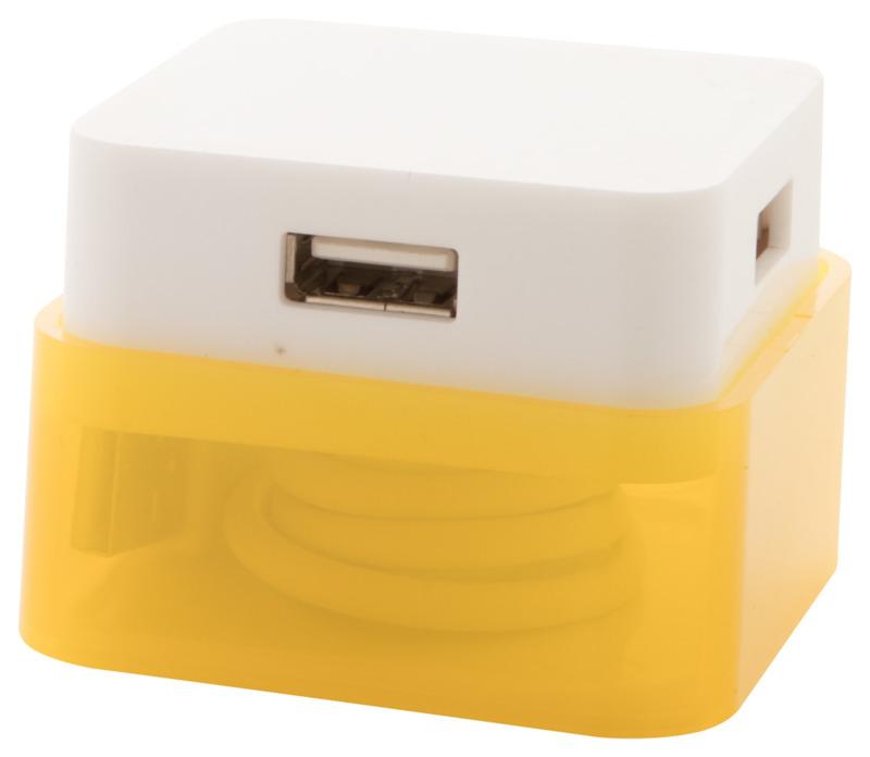 Dix USB hub