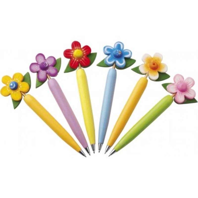 Flower ballpen