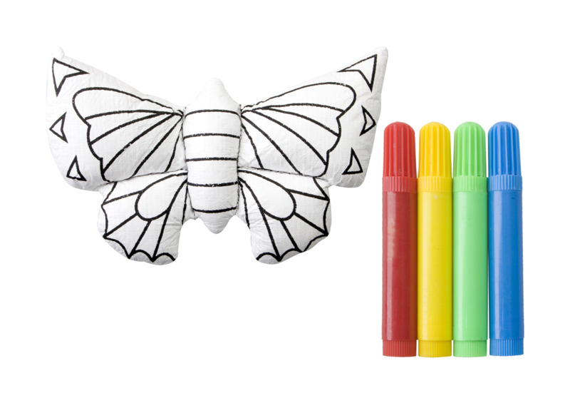 Dranimal 3d painting toy; butterfly