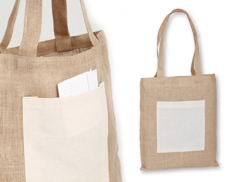 MANISHA jute bag, Natural