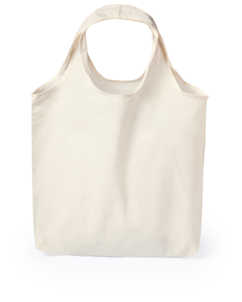 Welrop cotton shopping bag