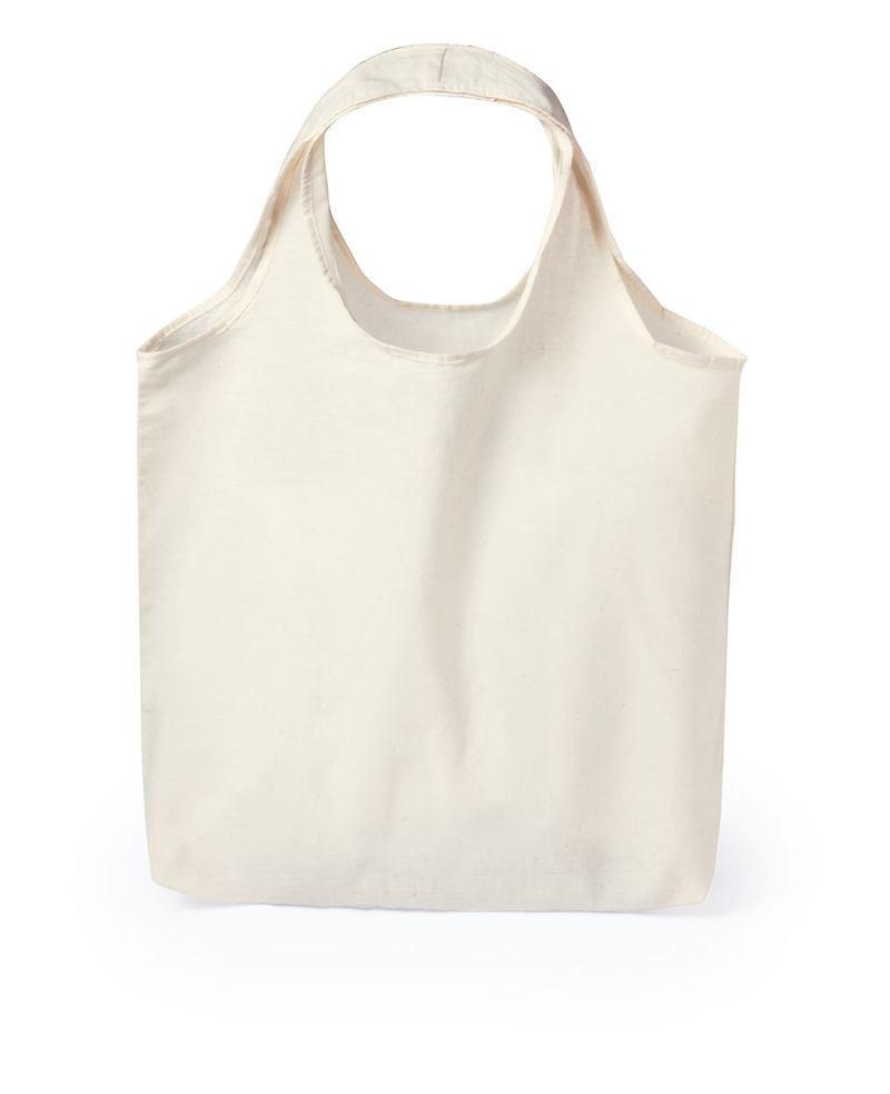 Welrop cotton shopping bag