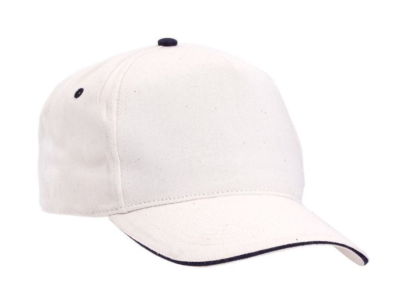 Five baseball cap