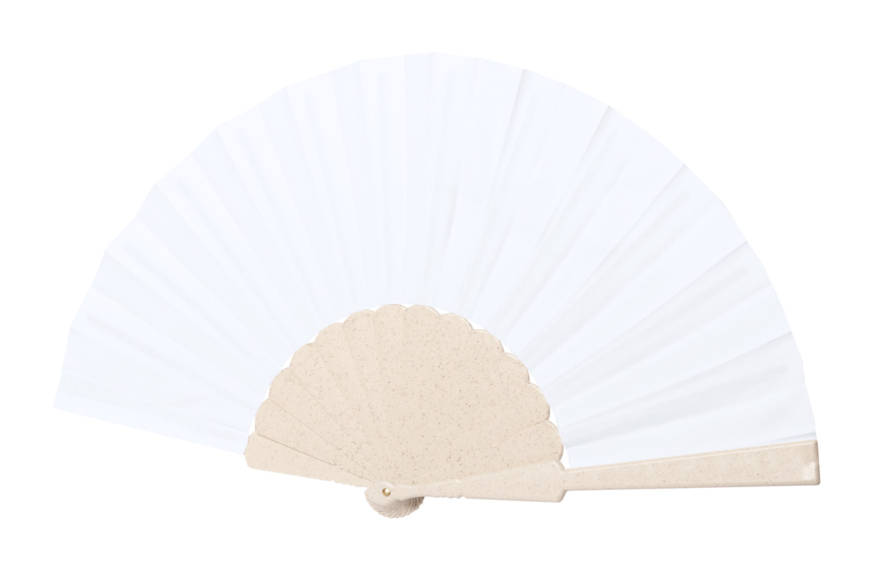 Lencer hand fan