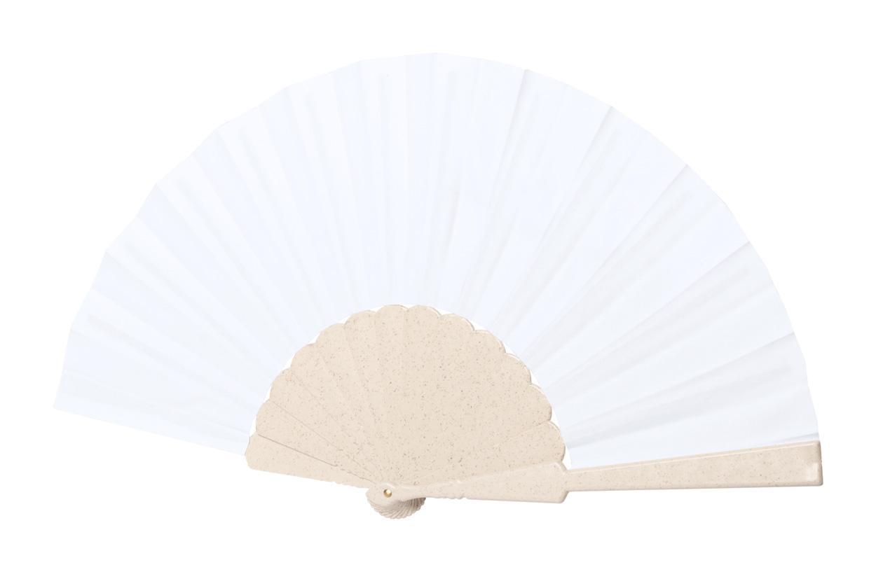Lencer hand fan