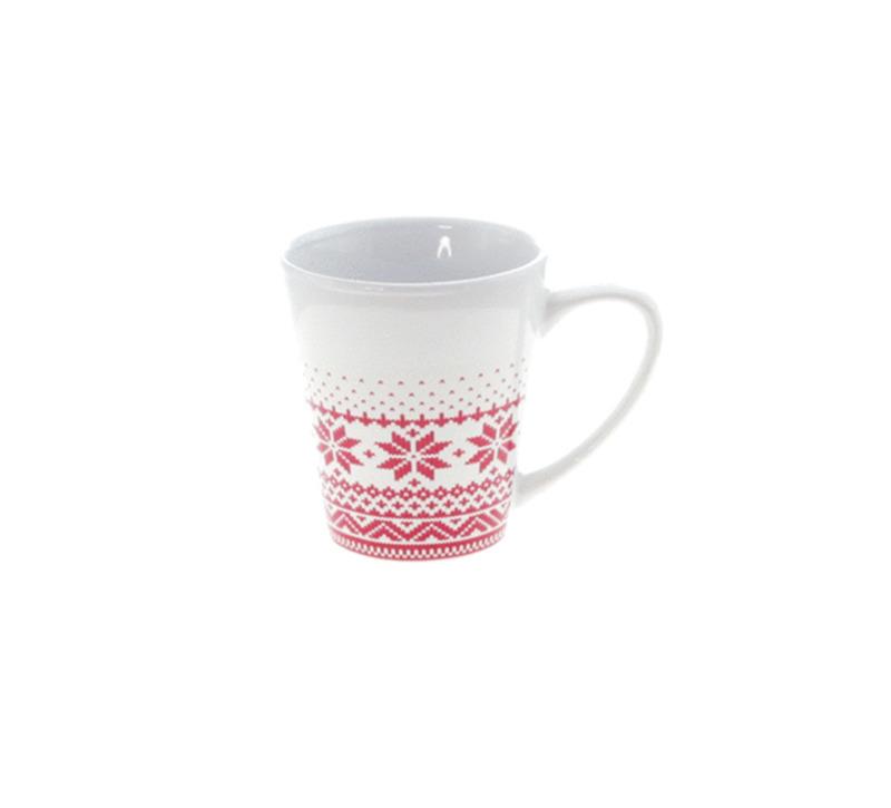 Nuglex Christmas mug